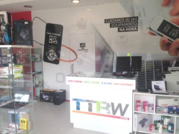 TTRW Store Leça da Palmeira