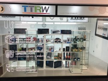 TTRW Store Coimbra Republica